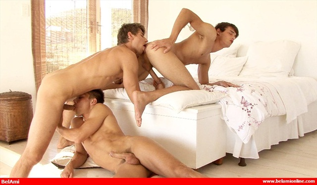 Andre Boleyn Alex Orioli Todd Rosset hot naked threesome 003 Young nude Boy Twink Strips Naked and Strokes His Big Hard Cock for at Belami photo Belami: Andre Boleyn, Alex Orioli and Todd Rosset, hot naked threesome!