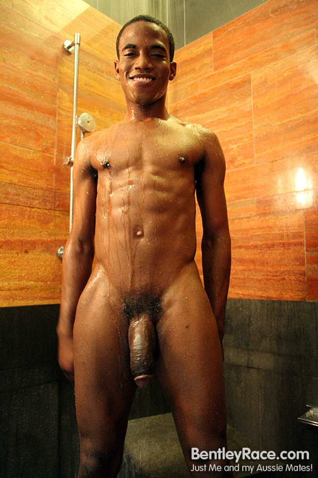 22 year old Levi Hamil whips out his monster black cock in the shower for Zac at Bentley Race 8 Young nude Boy Twink Strips Naked and Strokes His Big Hard Cock photo 22 year old Levi Hamil whips out his monster black cock in the shower at Bentley Race‏