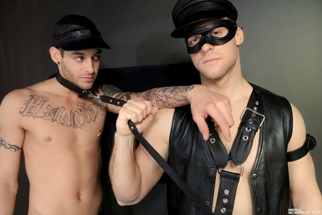 Submissive-Ben-Rose-dominant-Gabriel-Clark-BDSM-Leather-Latex-Straps-Men-of-Montreal-001-male-tube-red-tube-gallery-photo