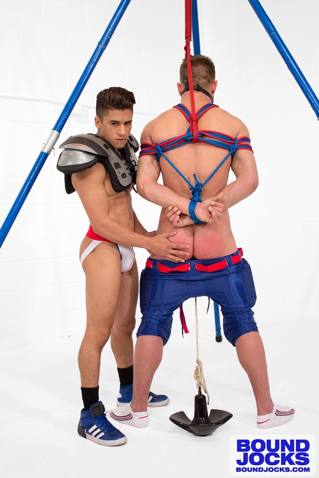 Bound-Jocks-athletic-jock-Joseph-Rough-head-harness-nipples-balls-Armond-Rizzo-football-player-quarterback-009-male-tube-red-tube-gallery-photo
