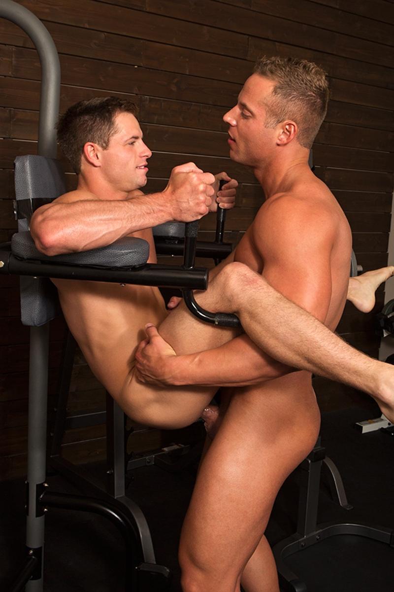 Sweet raw gay muscle boy