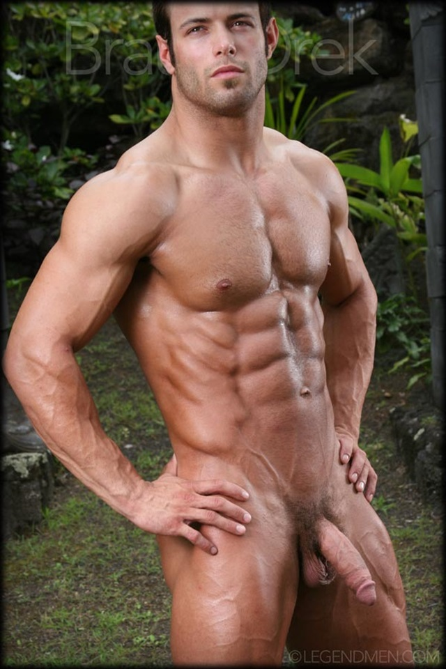 muscle nude male Gallery