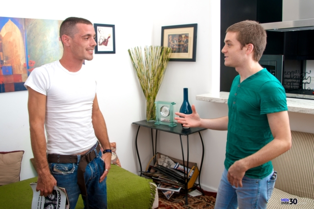 Brett Bradley and Tristan Sterling