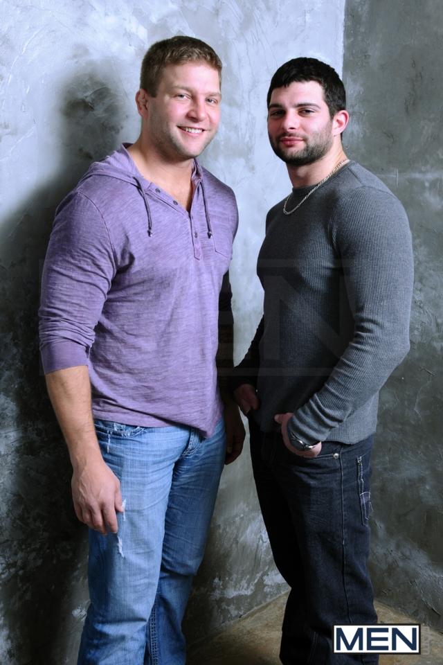 Colby Jansen and Tony Paradise