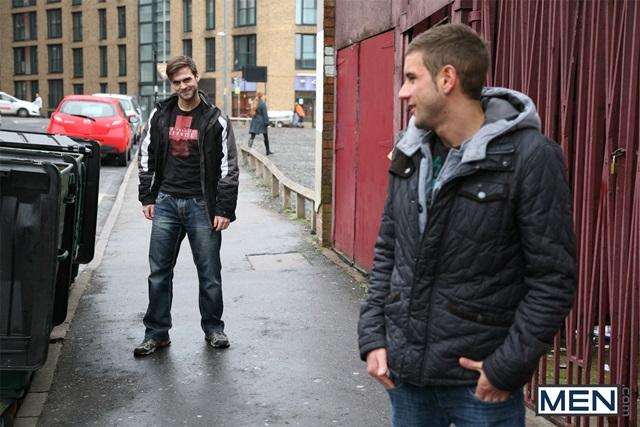Dan Broughton and Gabriel Clark