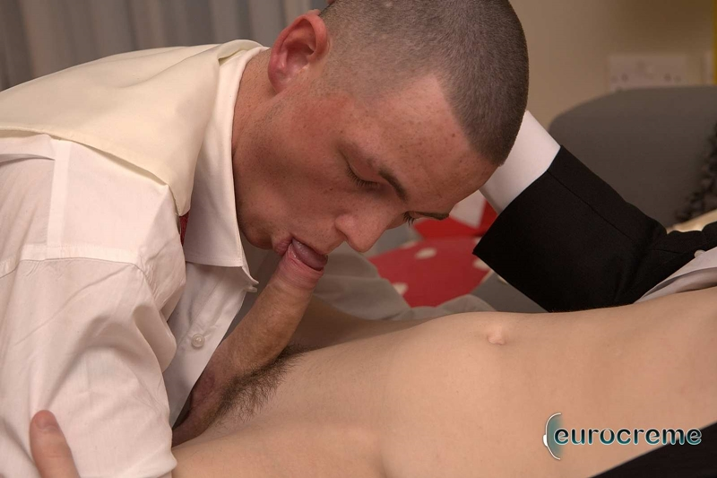 eurocreme  McKenzie Walker and Jonny Ryder