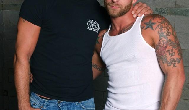 Gay porn star CJ Madison returns to making porn at High Performance Men