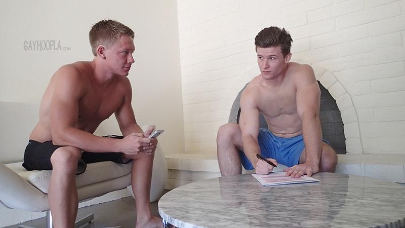 gayhoopla  Aiden Miller and Jason Keys