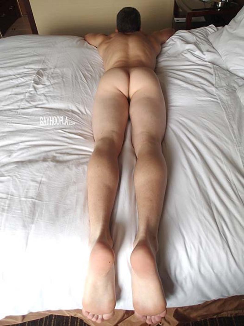 gayhoopla  Dakota Brown