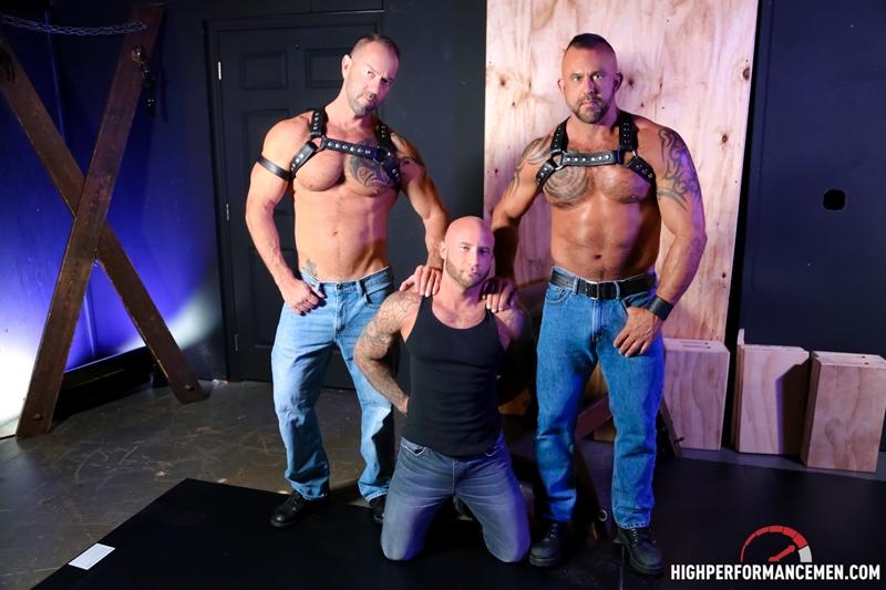 Drake Jaden, Vic Rocco and Jon Galt