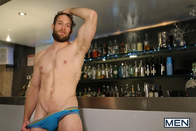 Colby Keller and Paul Wagner