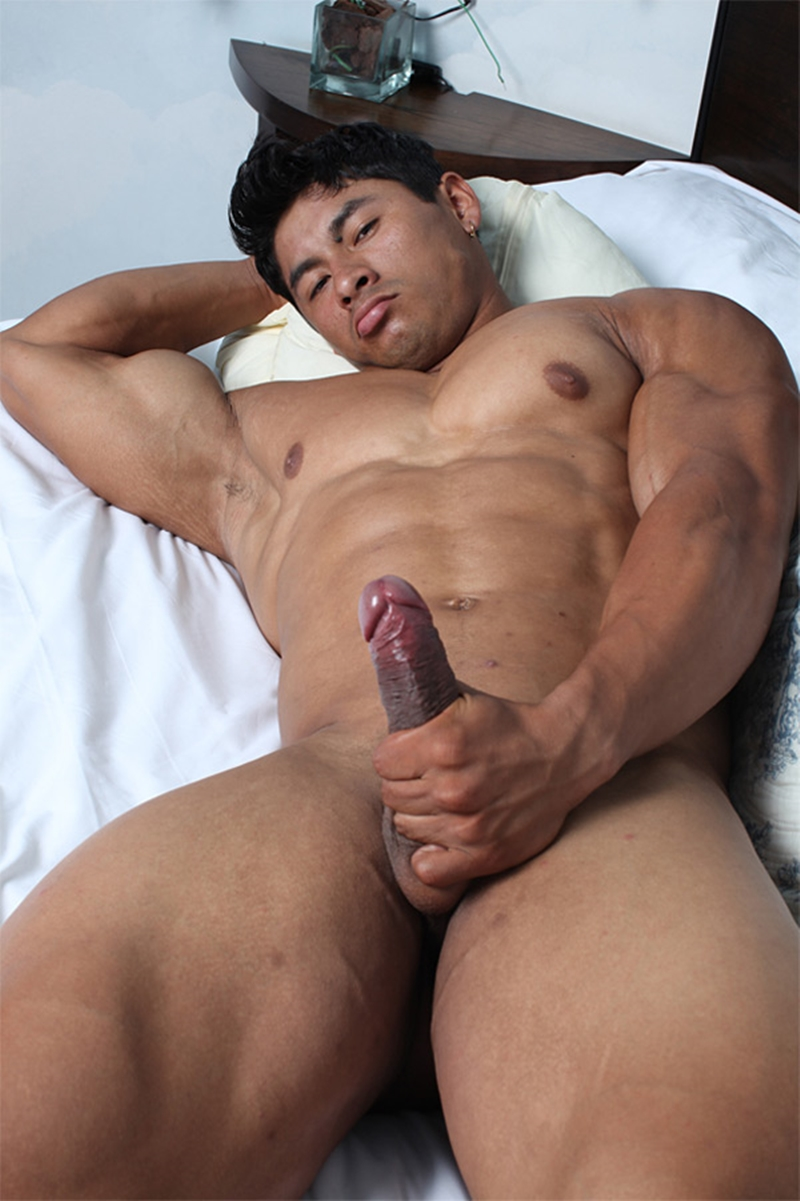 Straight guy ass fucked deep gay muscle masseur-43762
