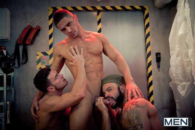 Paddy O'Brian and Dato Foland