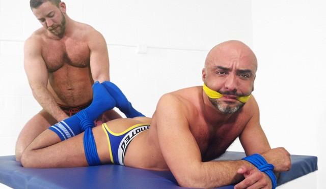 Shay Michaels tops Brian Davilla at Bound Jocks