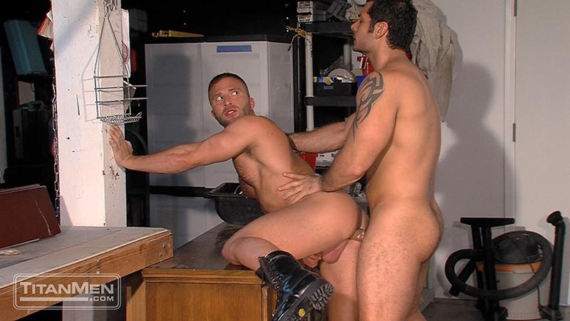 JR Bronson and Marcus Ruhl