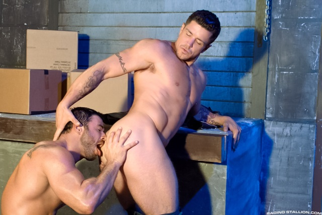 Trenton Ducati and Mike Dozer