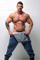 Muscle Hunks – Zeb Atlas Gallery