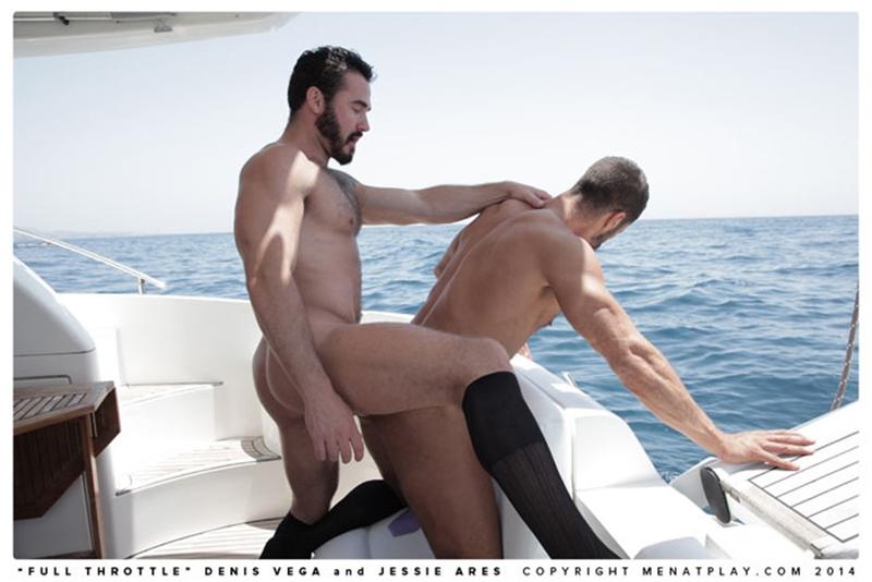 muscle men 2 men at play  Denis Vega and Jessy Ares