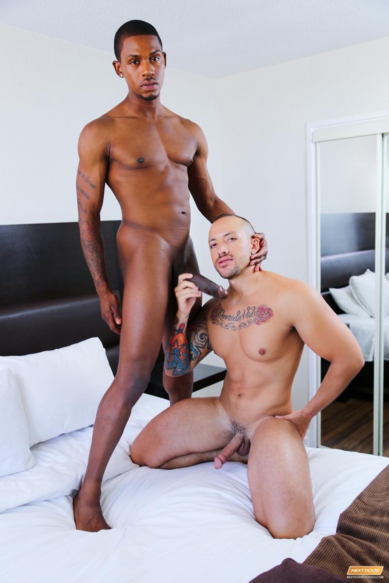 next door ebony  Jordano Santoro and Krave Moore