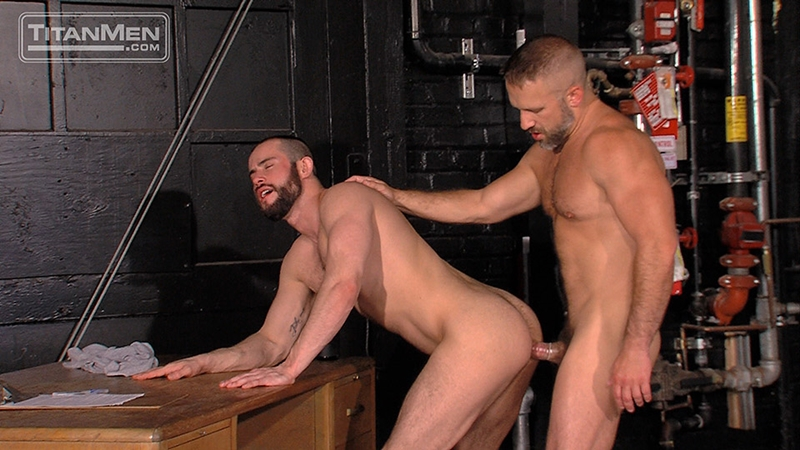 titan men  Dirk Caber and Felix Barca