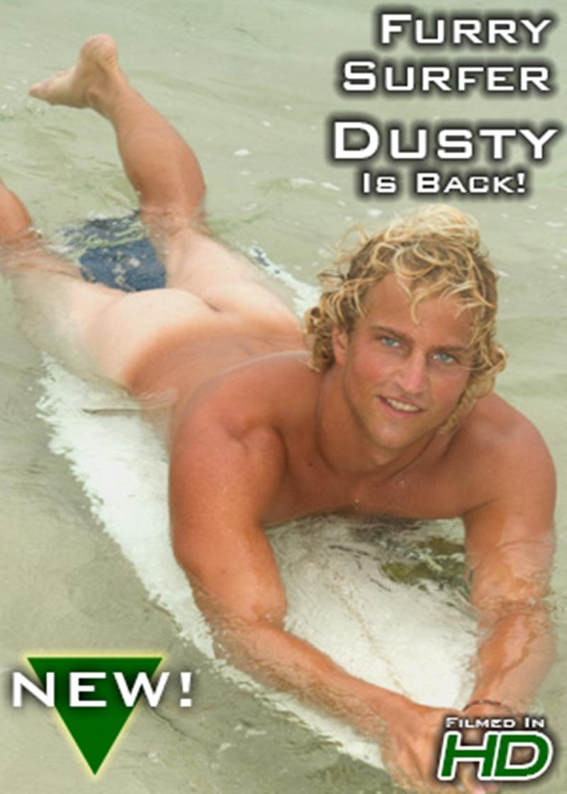 island studs  Surfer boy Dusty