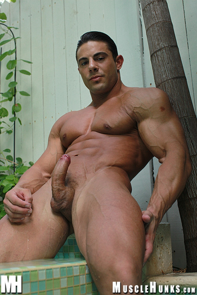 from Camilo muscles chests male models gay