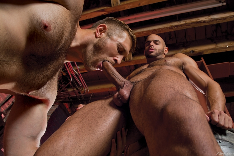 falcon studios  Paul Wagner and Sean Zevran