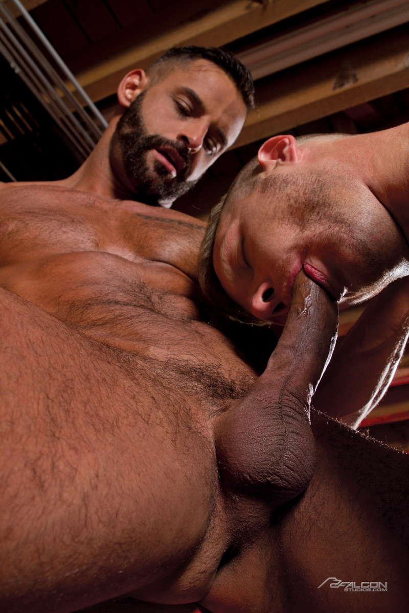 falcon studios  Brian Bonds fucks David Benjamin