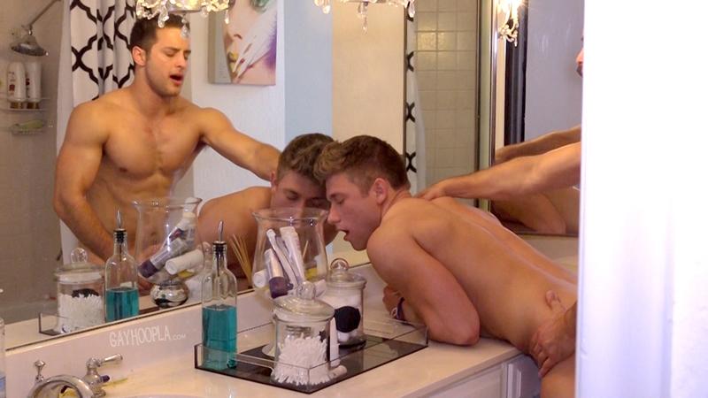 gayhoopla  Tyler Hanson and Phillip Anadarko