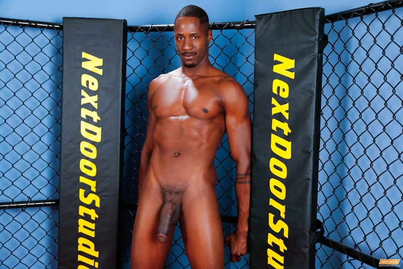 next door ebony  Brock Avery and Derek Maxum