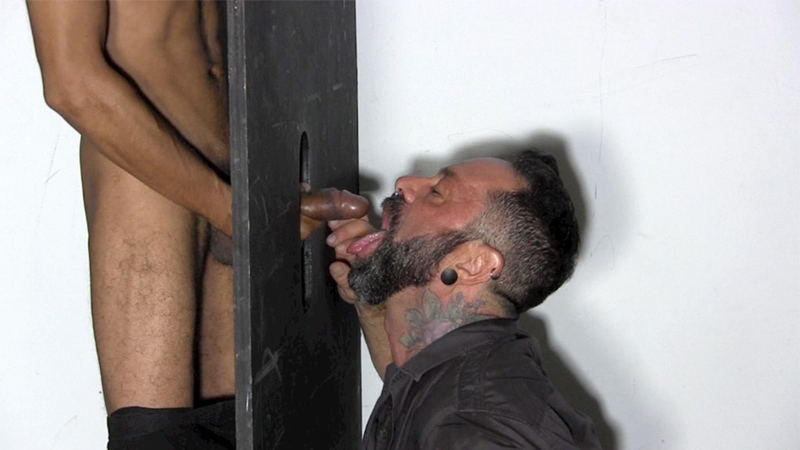 straight fraternity  Max at the Gloryhole