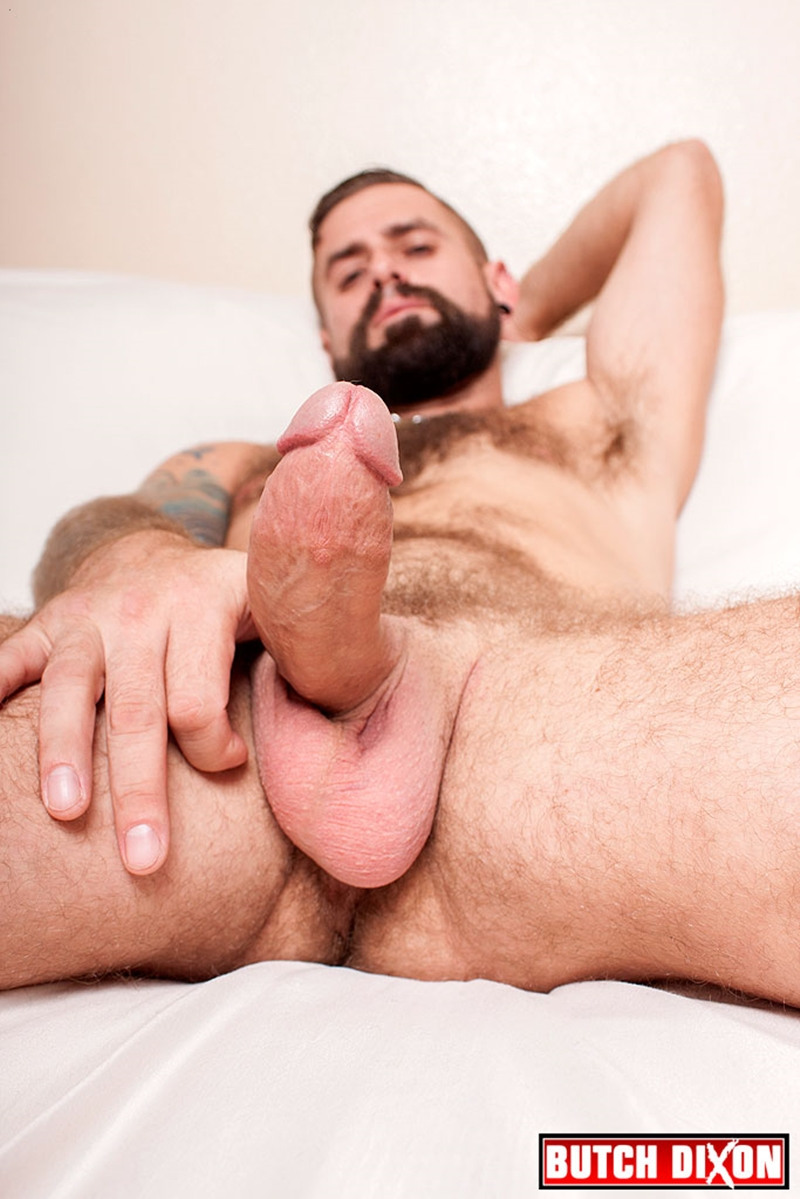 butch dixon  John Shield solo jerk off