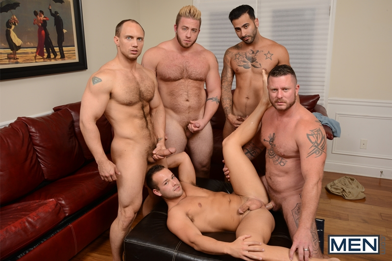 charlie brown orgy