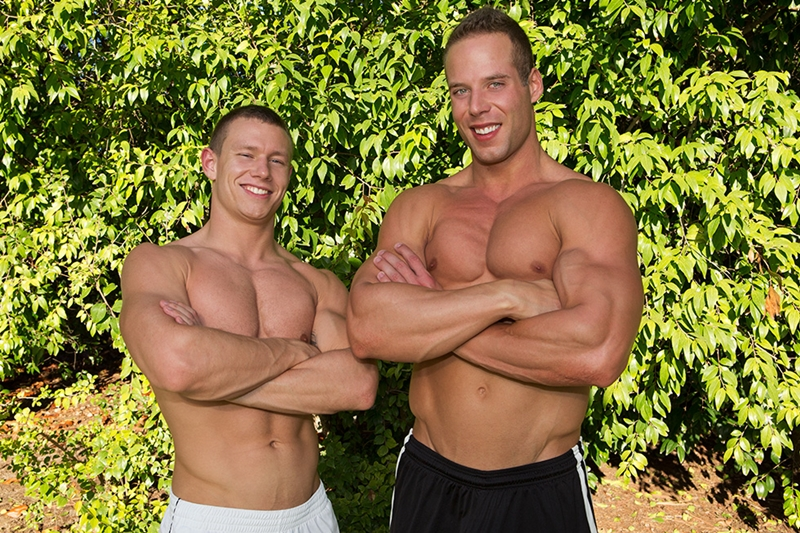 sean cody  Bareback fucking Tate and Jack