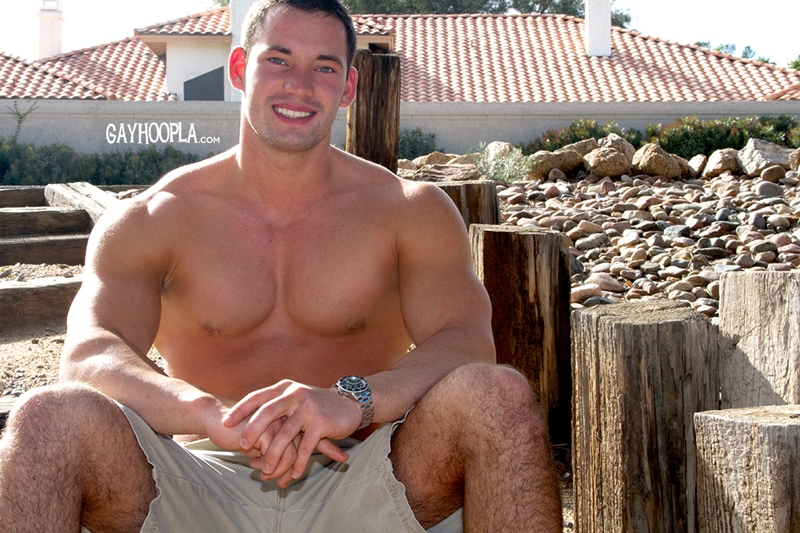 Ryan Winter most talked about super stud at Gay Hoopla