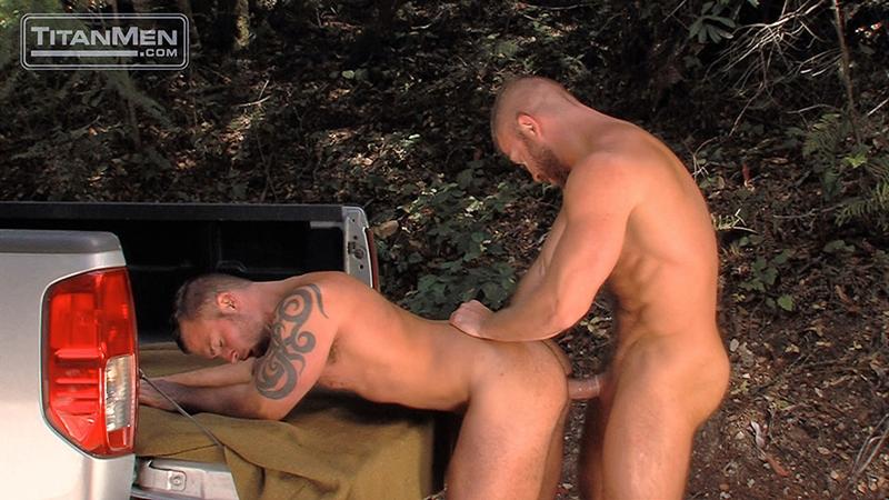 TitanMen-outdoors-gay-sex-woods-Hunter-Marx-Trent-Davis-sucks-big-muscle-cock-stroking-rimming-butt-man-hole-hairy-pecs-Fucking-011-tube-video-gay-porn-gallery-sexpics-photo