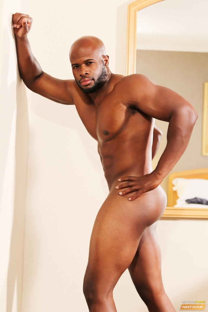 Black mens nude butts 8