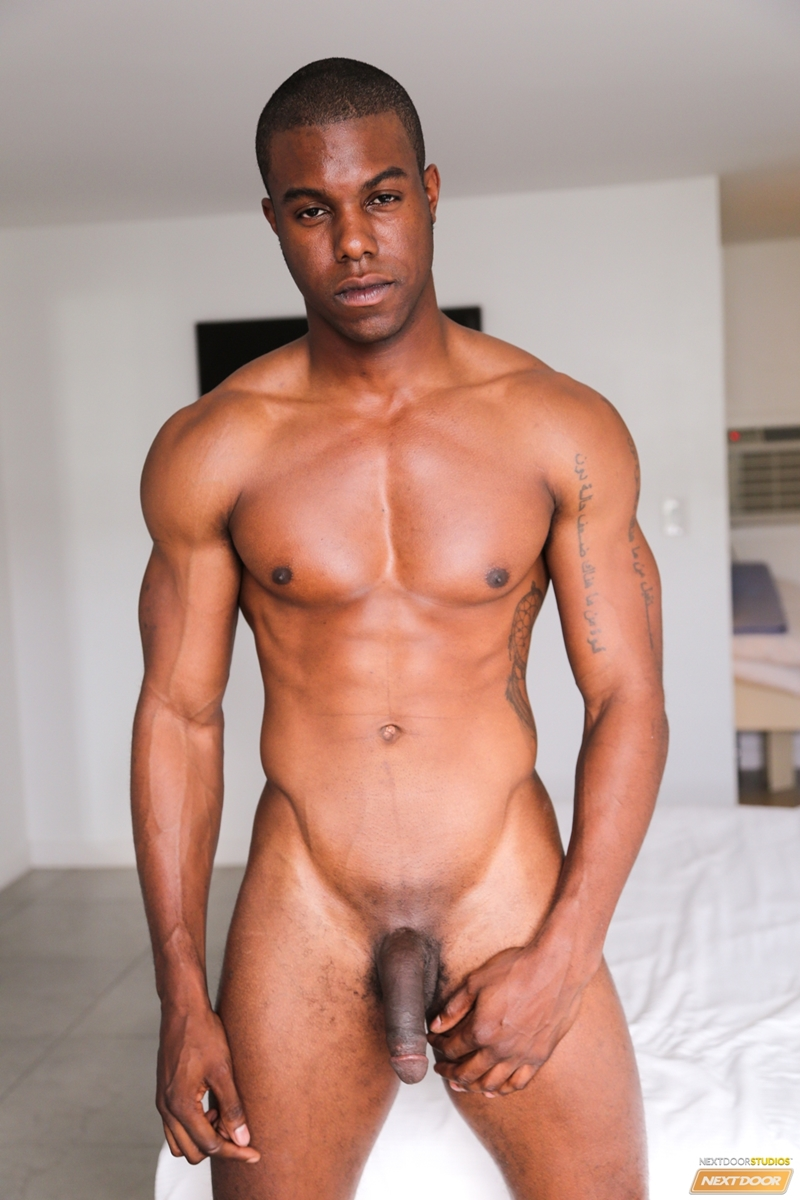 worlds hottest naked black male models