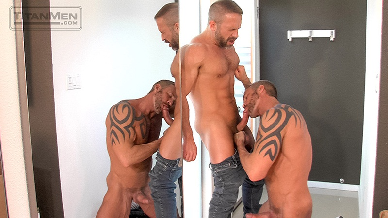 TitanMen-naked-rough-muscle-hunks-Dirk-Caber-Dallas-Steele-blue-balls-sucks-fucks-bottom-bubble-butt-ass-cheeks-rimming-cum-05-gay-porn-star-sex-video-gallery-photo