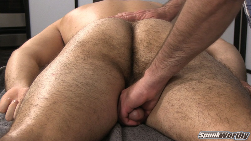 Spunkworthy-naked-dude-jerking-Derek-massage-happy-ending-gay-for-pay-hairy-chest-huge-erect-cock-cum-shot-pubes-06-gay-porn-star-sex-video-gallery-photo