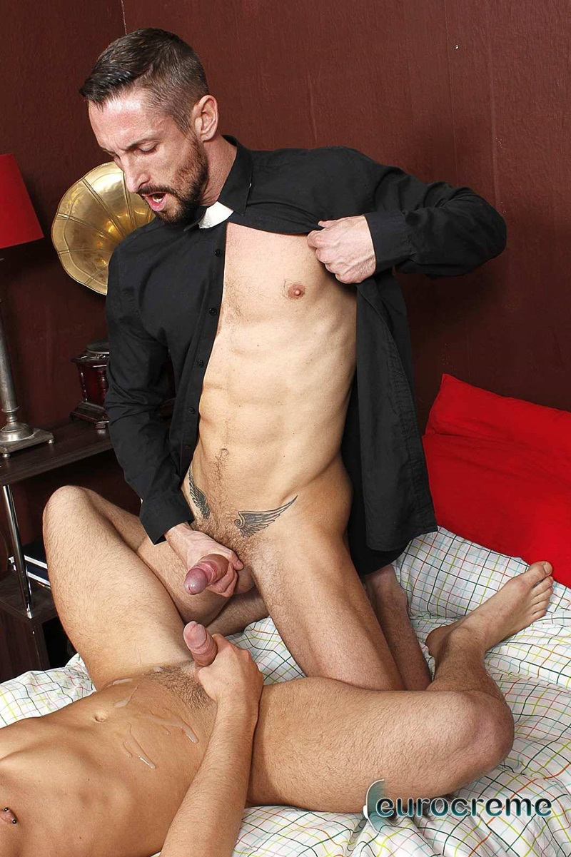 Priest porn