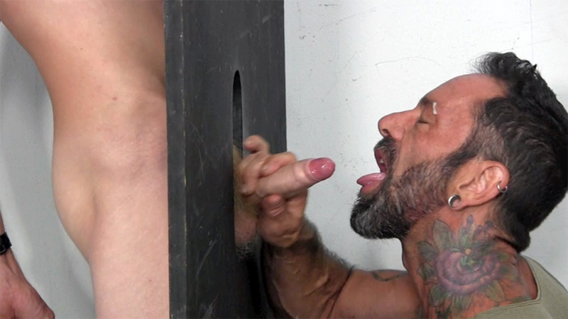 Gloryhole pics and gay porn images