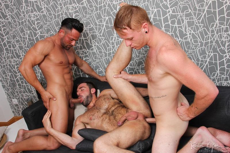 Gay Pornstar Thomas Bjorn's Pics
