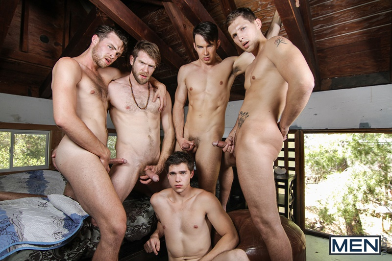Mature gay orgy tube