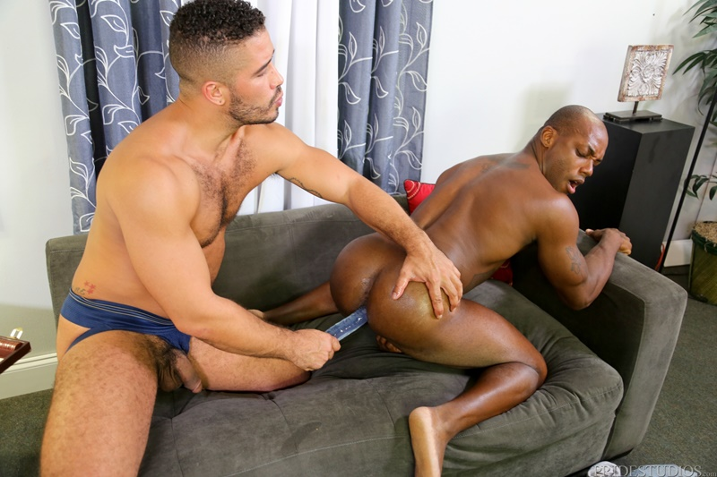 Muscle dominate boy gay