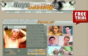 BOYSCASTING