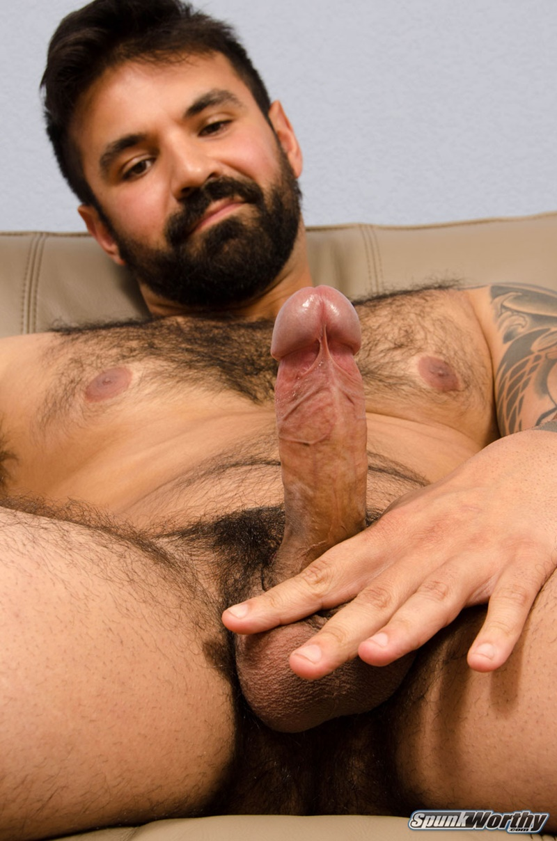Spunkworthy-hairy-chest-hunk-tattoo-Freddy-military-guy-jerking-shaved-men-pubes-big-uncut-cock-thick-cum-load-orgasm-jizz-010-gay-porn-sex-gallery-pics-video-photo