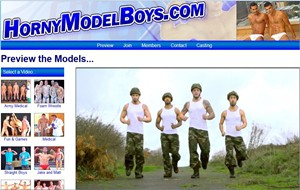 hornymodelboys
