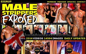 malestrippersexposed