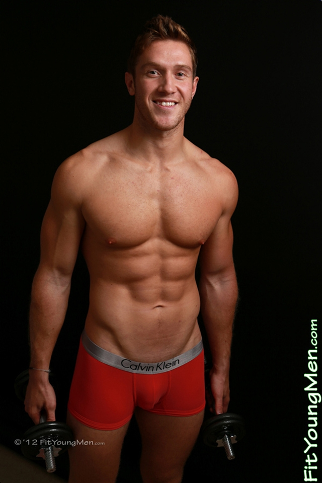 Naked sportmen – all straight nude guys